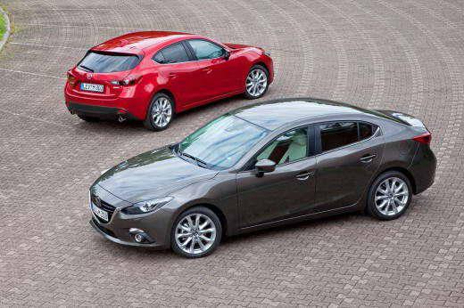 Mazda3 2014 sedan
