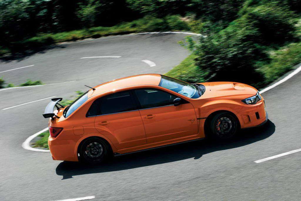 Subaru Impreza WRX STI tS TYPE RA