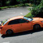 Subaru Impreza WRX STI вышла в специальной версии tS TYPE RA