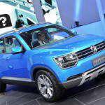 Производство Volkswagen Taigun начнется в 2016 году