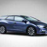 Honda показала свой новый универсал Civic Tourer