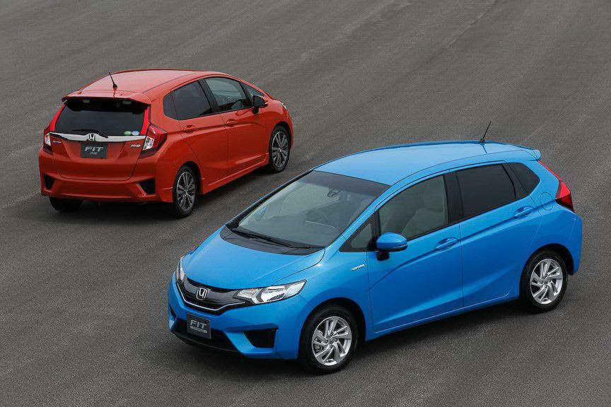 Honda Jazz 2014 (Honda Fit 2014)