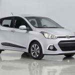 Новый городской хэтчбек Hyundai i10 2014