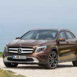 Кроссовер Mercedes-Benz GLA 2015 скоро в продаже