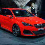 Peugeot 308 R 2014. Яркая премьера от Пежо