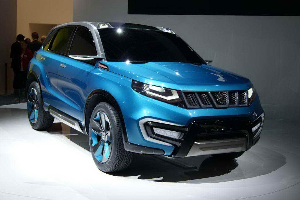 Suzuki iV-4 2015