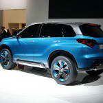 Suzuki iV-4 SUV Concept – новый кроссовер к 2015 году