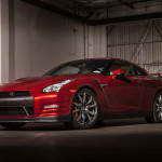 Обновленный Nissan GT-R 2015
