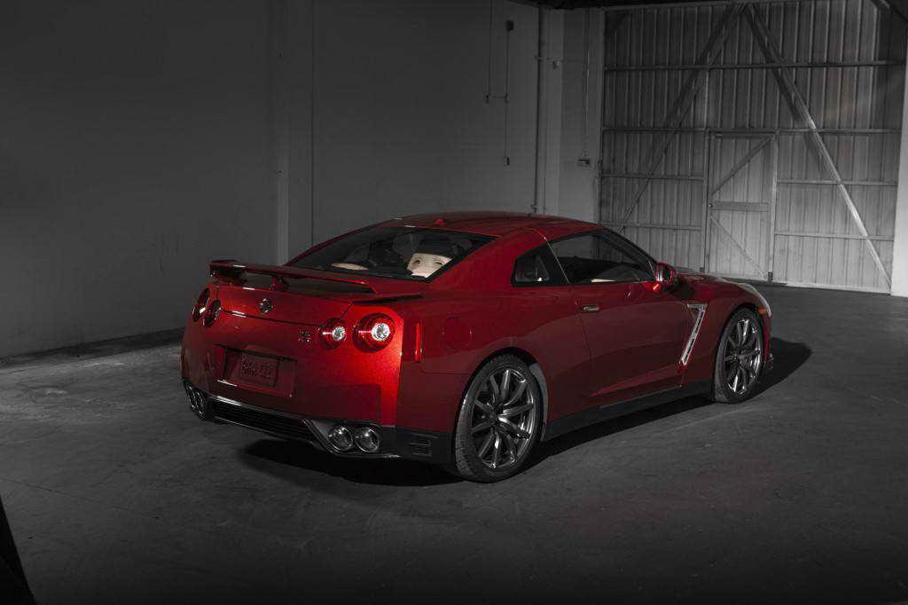 Nissan GT-R 2015Nissan GT-R 2015