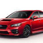 Первые фотографии Subaru WRX 2015