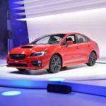 Официальная премьера Subaru WRX 2015