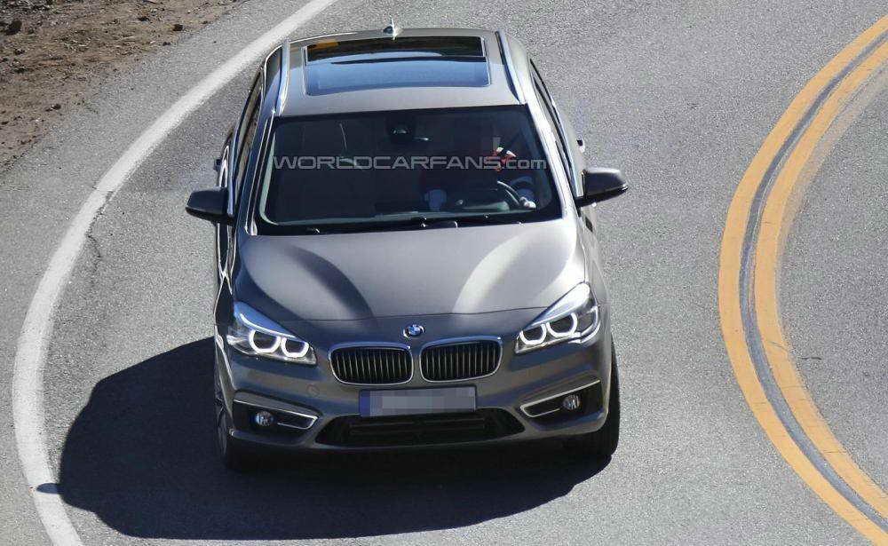 BMW 1-Series GT 2015