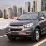 Chevrolet понизил российские цены на внедорожник Trailblazer