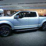 Новый пикап «Форда» с алюминиевым кузовом покажут в Детройте