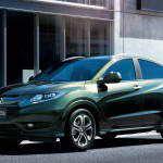 Honda Vezel приедет в Европу только в 2015 году