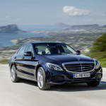 Новый седан Mercedes-Benz C-Class 2015