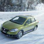 Продажи Suzuki New SX4 начнутся в России 16 декабря