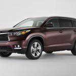 Toyota определилась с российскими ценами на Highlander 2014 года