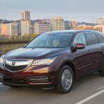Acura объявила российские цены на внедорожники MDX и RDX