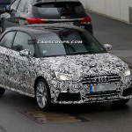 Audi в Женеве покажет спортивный вариант хэтчбека А1