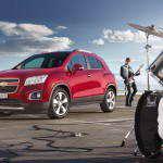 Chevrolet привезет в Россию Tracker и Corvette Stingray