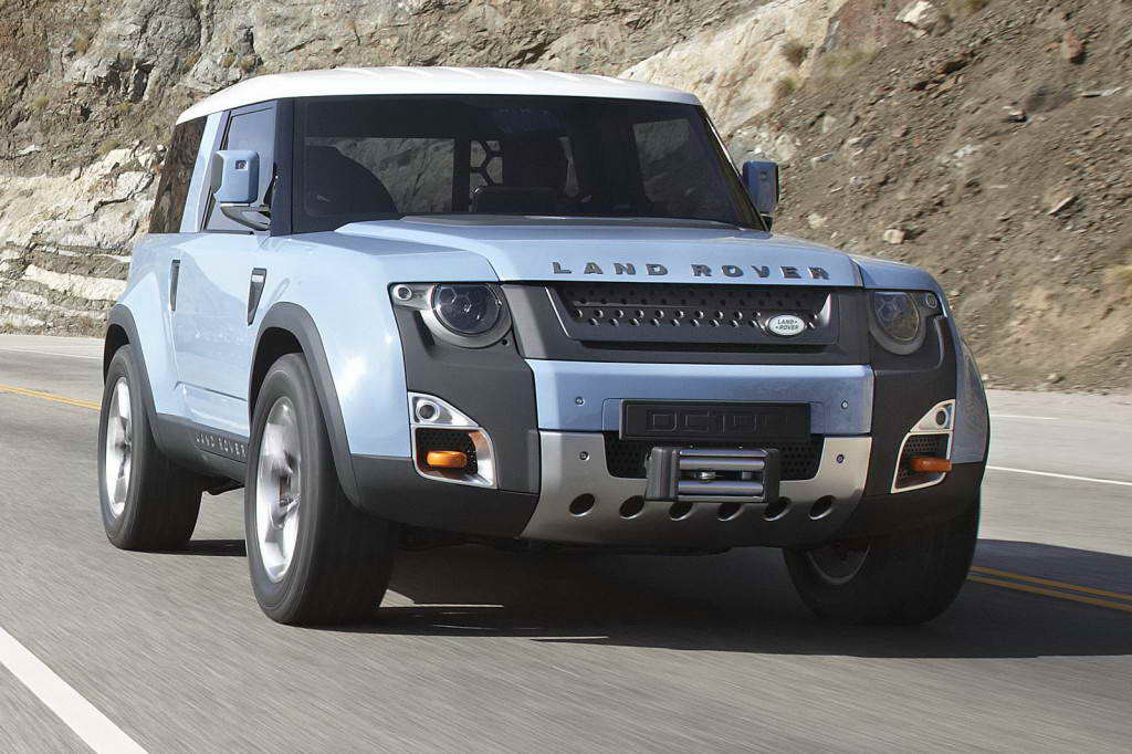 Land Rover Landy DC100