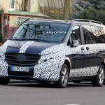Mercedes-Benz покажет новый V-Class 2015