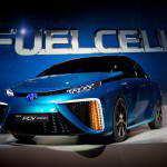 Toyota начнет продажи водородного авто уже в 2015 году