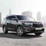 Стартовали продажи Toyota Highlander 2014 в России