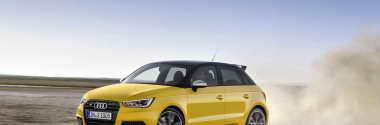 Представлен заряженный Audi S1 Sportback 2014