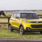 Chevrolet Adra – новый компактный кроссовер