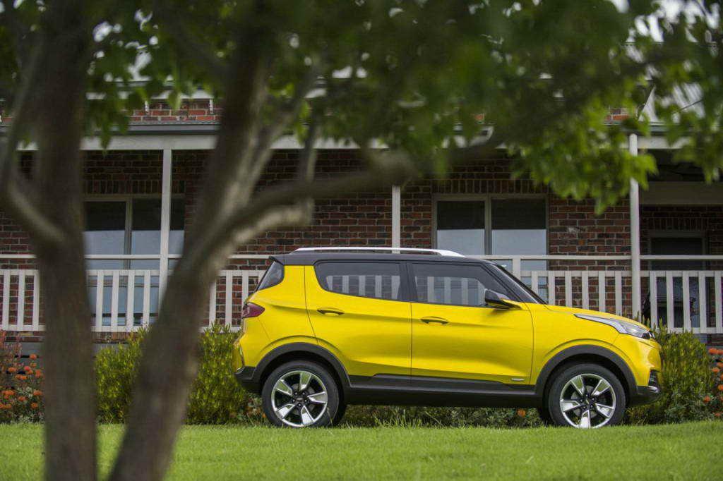 Chevrolet Adra 2015