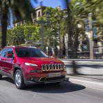 Четвертое поколение Jeep Cherokee 2014 покажут в Женеве
