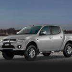 Начались продажи нового Mitsubishi L200 2014 года