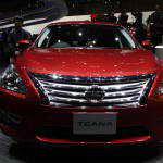 Nissan Teana 2014 появится у российских дилеров уже в марте