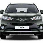 Toyota RAV4 2014 года появился у российских дилеров
