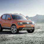 В Индии показали новую версию концепта Volkswagen Taigun