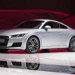 Audi TT 2015 – самая обсуждаемая премьера Женевы