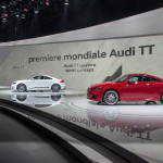Audi ТТ станет еще и семейным авто