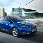 Обновленный Ford Focus 2015 показали в Барселоне