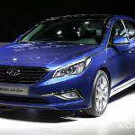 Представлен новый Hyundai Sonata 2015 | Фото и Видео