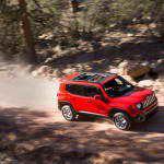 Новинки автосалона в Женеве 2014 года: Jeep Renegade 2015
