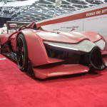Самые необычные автомобили Женевского автосалона 2014