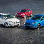 Новый Форд Фокус 2015 – рестайлинг 2014 года