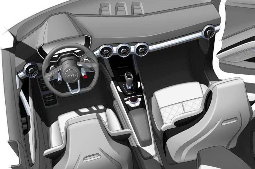 Audi Q4 фото