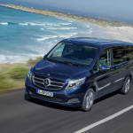 Стартовало производство Mercedes-Benz V-Class 2015