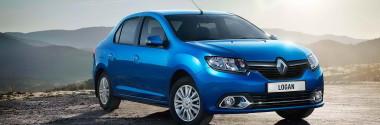 С чистого листа Renault Logan