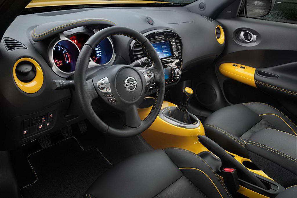 Новый Nissan Juke 2014