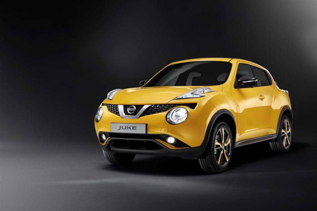 Обновленный Nissan Juke 2014