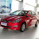 Производство обновленного Hyundai Solaris 2014 запущено в Санкт-Петербурге